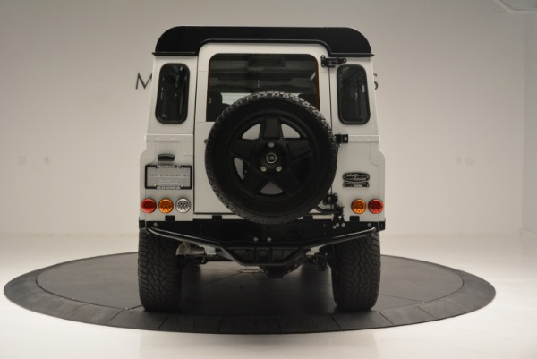 Used 1994 Land Rover Defender 130 Himalaya for sale Sold at Aston Martin of Greenwich in Greenwich CT 06830 7