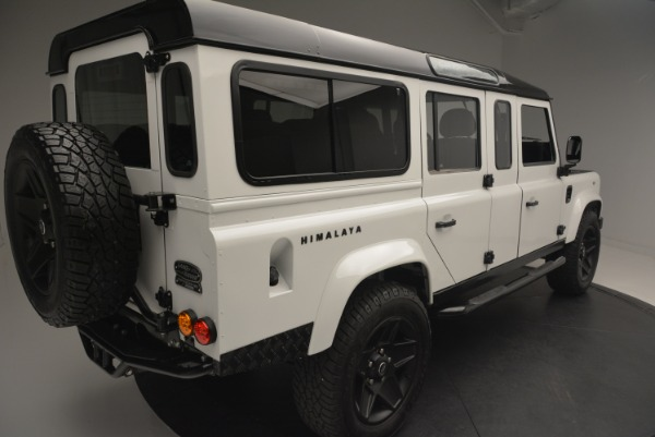 Used 1994 Land Rover Defender 130 Himalaya for sale Sold at Aston Martin of Greenwich in Greenwich CT 06830 8