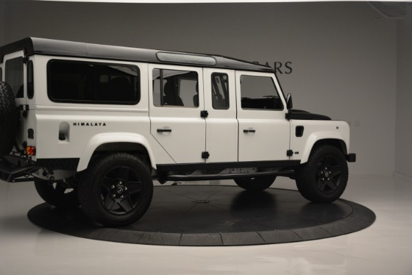 Used 1994 Land Rover Defender 130 Himalaya for sale Sold at Aston Martin of Greenwich in Greenwich CT 06830 9