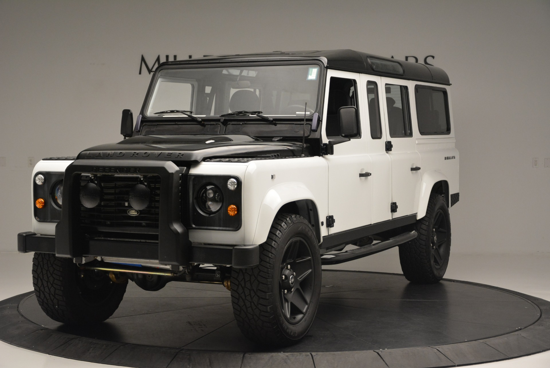 Used 1994 Land Rover Defender 130 Himalaya for sale Sold at Aston Martin of Greenwich in Greenwich CT 06830 1