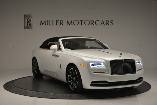Used 2018 Rolls-Royce Dawn Black Badge for sale Sold at Aston Martin of Greenwich in Greenwich CT 06830 15