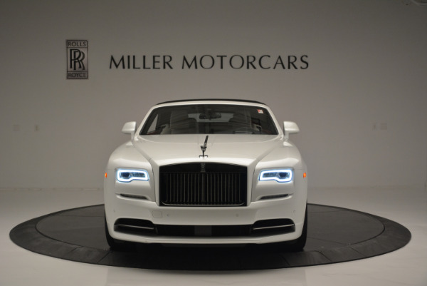 Used 2018 Rolls-Royce Dawn Black Badge for sale Sold at Aston Martin of Greenwich in Greenwich CT 06830 16