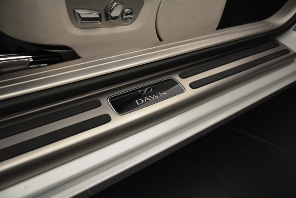 Used 2018 Rolls-Royce Dawn Black Badge for sale Sold at Aston Martin of Greenwich in Greenwich CT 06830 25