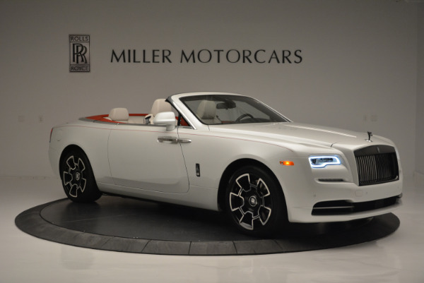 Used 2018 Rolls-Royce Dawn Black Badge for sale Sold at Aston Martin of Greenwich in Greenwich CT 06830 7