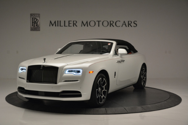 Used 2018 Rolls-Royce Dawn Black Badge for sale Sold at Aston Martin of Greenwich in Greenwich CT 06830 9