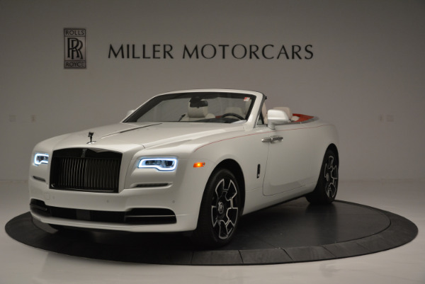 Used 2018 Rolls-Royce Dawn Black Badge for sale Sold at Aston Martin of Greenwich in Greenwich CT 06830 1