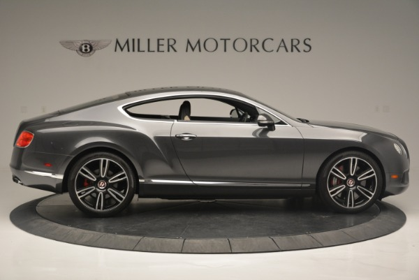 Used 2013 Bentley Continental GT V8 for sale Sold at Aston Martin of Greenwich in Greenwich CT 06830 9