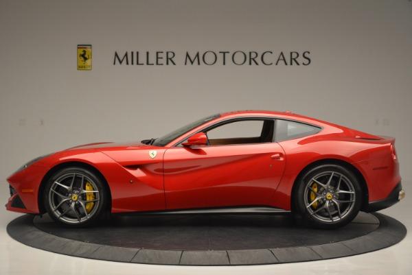 Used 2014 Ferrari F12 Berlinetta for sale Sold at Aston Martin of Greenwich in Greenwich CT 06830 3