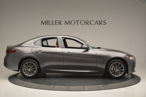 New 2018 Alfa Romeo Giulia Q4 for sale Sold at Aston Martin of Greenwich in Greenwich CT 06830 13