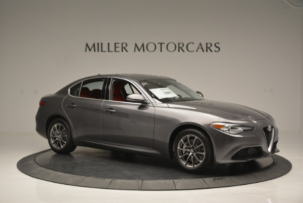 New 2018 Alfa Romeo Giulia Q4 for sale Sold at Aston Martin of Greenwich in Greenwich CT 06830 14