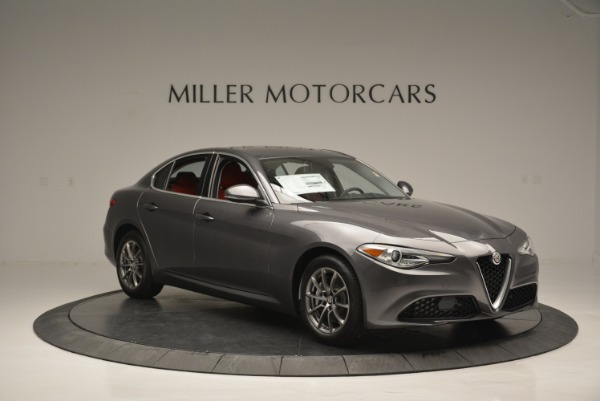 New 2018 Alfa Romeo Giulia Q4 for sale Sold at Aston Martin of Greenwich in Greenwich CT 06830 15