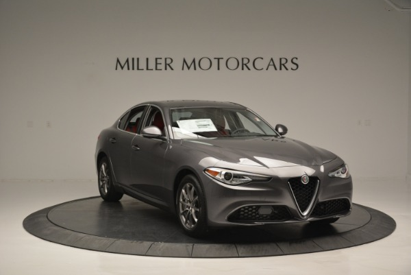 New 2018 Alfa Romeo Giulia Q4 for sale Sold at Aston Martin of Greenwich in Greenwich CT 06830 16