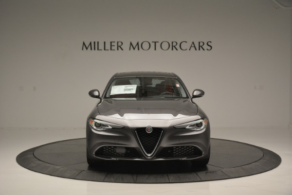 New 2018 Alfa Romeo Giulia Q4 for sale Sold at Aston Martin of Greenwich in Greenwich CT 06830 17
