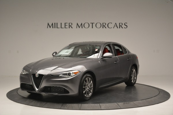 New 2018 Alfa Romeo Giulia Q4 for sale Sold at Aston Martin of Greenwich in Greenwich CT 06830 2