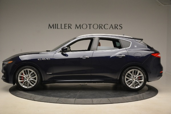 New 2018 Maserati Levante S Q4 GranLusso for sale Sold at Aston Martin of Greenwich in Greenwich CT 06830 2