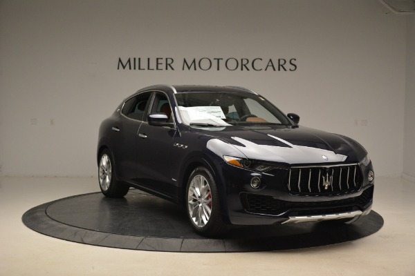 New 2018 Maserati Levante S Q4 GranLusso for sale Sold at Aston Martin of Greenwich in Greenwich CT 06830 9