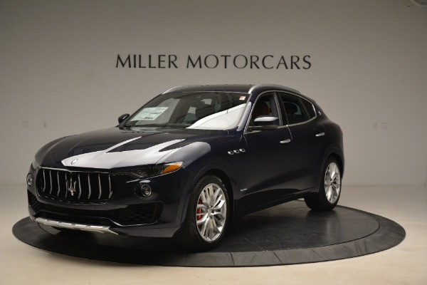 New 2018 Maserati Levante S Q4 GranLusso for sale Sold at Aston Martin of Greenwich in Greenwich CT 06830 1