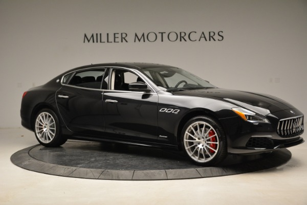 New 2018 Maserati Quattroporte S Q4 GranLusso for sale Sold at Aston Martin of Greenwich in Greenwich CT 06830 10