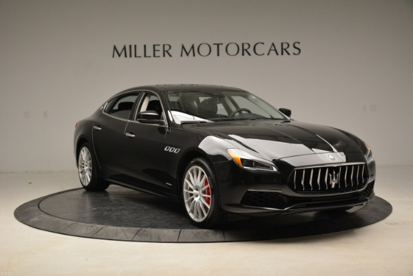 New 2018 Maserati Quattroporte S Q4 GranLusso for sale Sold at Aston Martin of Greenwich in Greenwich CT 06830 11