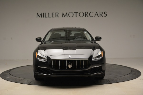 New 2018 Maserati Quattroporte S Q4 GranLusso for sale Sold at Aston Martin of Greenwich in Greenwich CT 06830 12