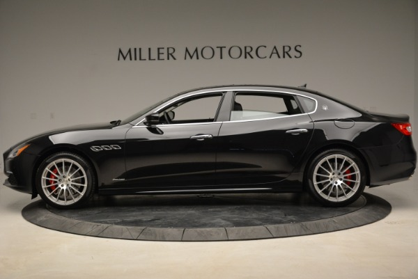 New 2018 Maserati Quattroporte S Q4 GranLusso for sale Sold at Aston Martin of Greenwich in Greenwich CT 06830 3