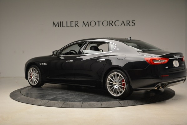 New 2018 Maserati Quattroporte S Q4 GranLusso for sale Sold at Aston Martin of Greenwich in Greenwich CT 06830 4