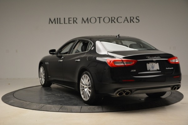 New 2018 Maserati Quattroporte S Q4 GranLusso for sale Sold at Aston Martin of Greenwich in Greenwich CT 06830 5