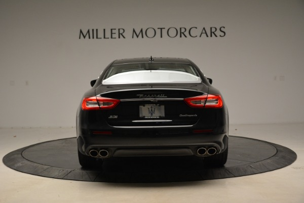 New 2018 Maserati Quattroporte S Q4 GranLusso for sale Sold at Aston Martin of Greenwich in Greenwich CT 06830 6