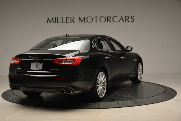 New 2018 Maserati Quattroporte S Q4 GranLusso for sale Sold at Aston Martin of Greenwich in Greenwich CT 06830 7