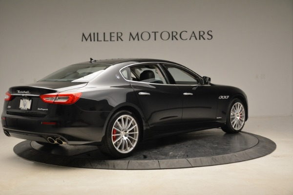 New 2018 Maserati Quattroporte S Q4 GranLusso for sale Sold at Aston Martin of Greenwich in Greenwich CT 06830 8