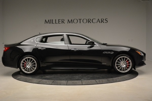 New 2018 Maserati Quattroporte S Q4 GranLusso for sale Sold at Aston Martin of Greenwich in Greenwich CT 06830 9