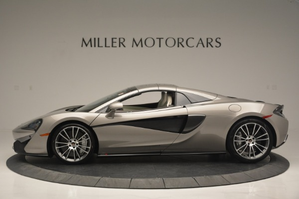 New 2018 McLaren 570S Spider for sale Sold at Aston Martin of Greenwich in Greenwich CT 06830 15