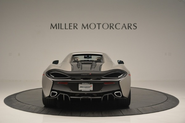 New 2018 McLaren 570S Spider for sale Sold at Aston Martin of Greenwich in Greenwich CT 06830 17