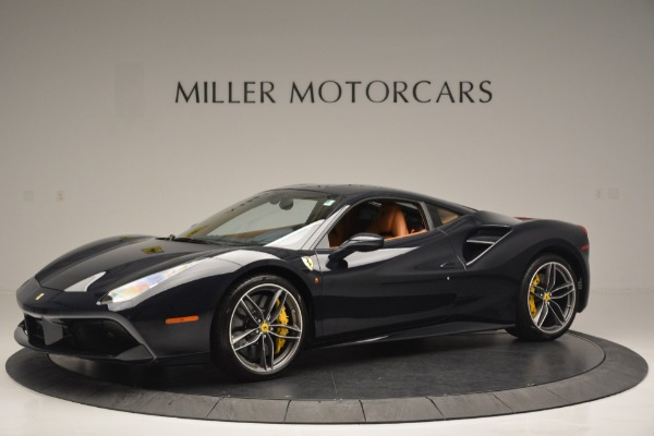 Used 2018 Ferrari 488 GTB for sale Sold at Aston Martin of Greenwich in Greenwich CT 06830 2
