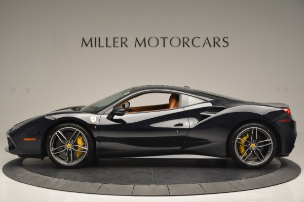 Used 2018 Ferrari 488 GTB for sale Sold at Aston Martin of Greenwich in Greenwich CT 06830 3