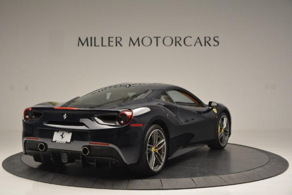Used 2018 Ferrari 488 GTB for sale Sold at Aston Martin of Greenwich in Greenwich CT 06830 7