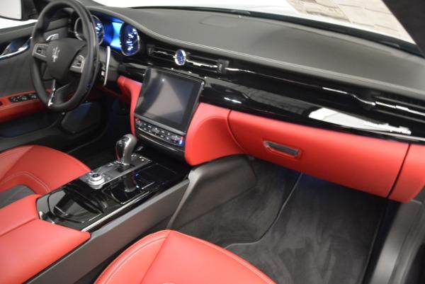 New 2018 Maserati Quattroporte S Q4 GranLusso for sale Sold at Aston Martin of Greenwich in Greenwich CT 06830 20