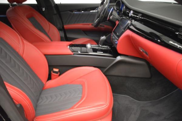 New 2018 Maserati Quattroporte S Q4 GranLusso for sale Sold at Aston Martin of Greenwich in Greenwich CT 06830 21