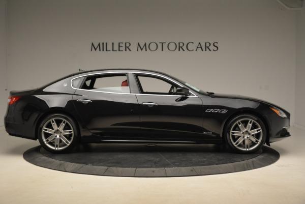 New 2018 Maserati Quattroporte S Q4 GranLusso for sale Sold at Aston Martin of Greenwich in Greenwich CT 06830 9