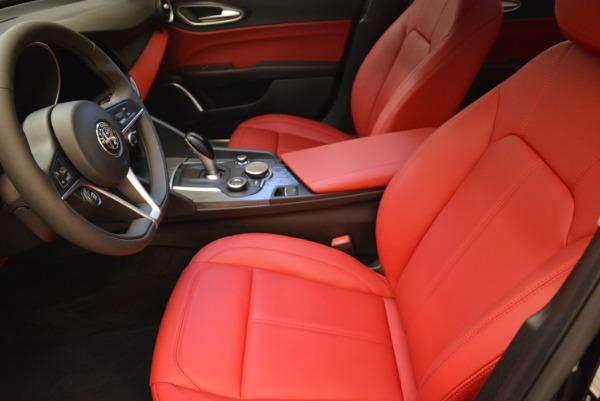 New 2018 Alfa Romeo Giulia Q4 for sale Sold at Aston Martin of Greenwich in Greenwich CT 06830 14