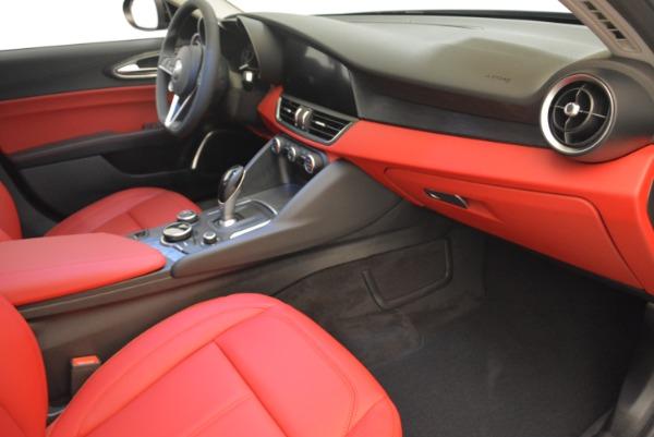 New 2018 Alfa Romeo Giulia Q4 for sale Sold at Aston Martin of Greenwich in Greenwich CT 06830 19