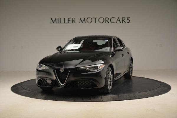 New 2018 Alfa Romeo Giulia Q4 for sale Sold at Aston Martin of Greenwich in Greenwich CT 06830 1