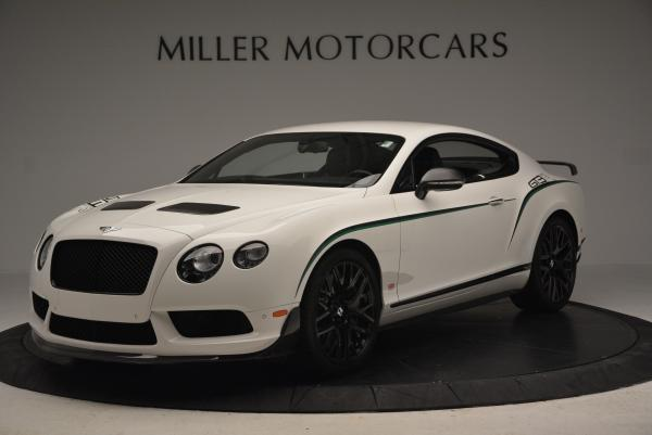 Used 2015 Bentley GT GT3-R for sale Sold at Aston Martin of Greenwich in Greenwich CT 06830 2