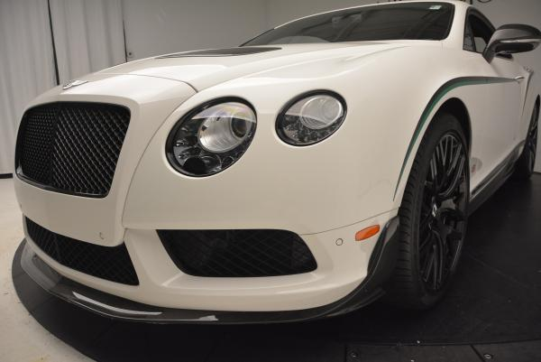 Used 2015 Bentley GT GT3-R for sale Sold at Aston Martin of Greenwich in Greenwich CT 06830 21