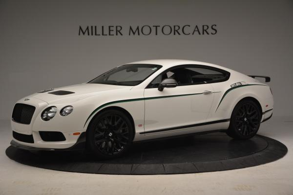 Used 2015 Bentley GT GT3-R for sale Sold at Aston Martin of Greenwich in Greenwich CT 06830 3