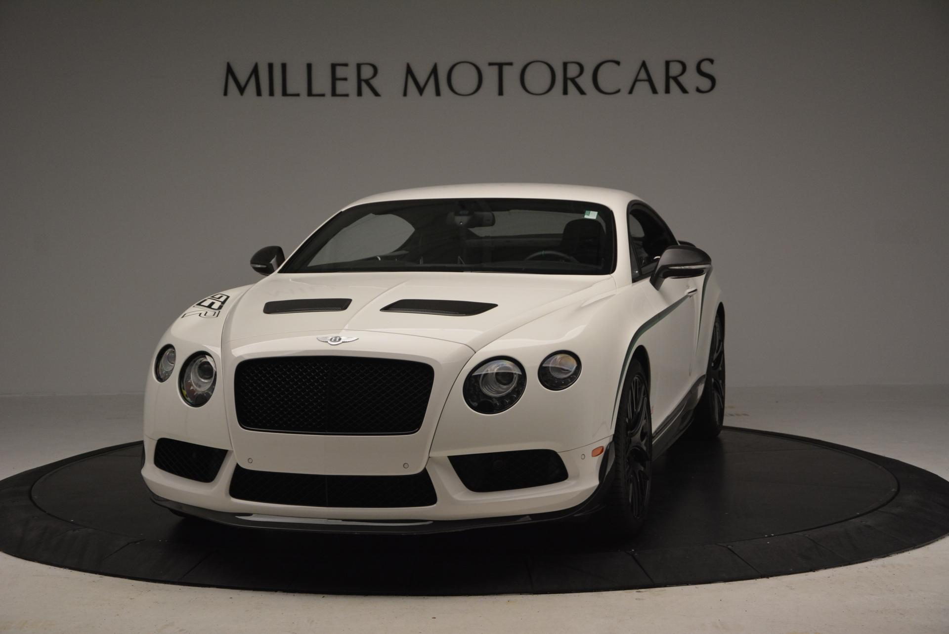 Used 2015 Bentley GT GT3-R for sale Sold at Aston Martin of Greenwich in Greenwich CT 06830 1