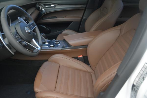 Used 2018 Alfa Romeo Stelvio Ti Sport Q4 for sale $32,900 at Aston Martin of Greenwich in Greenwich CT 06830 15