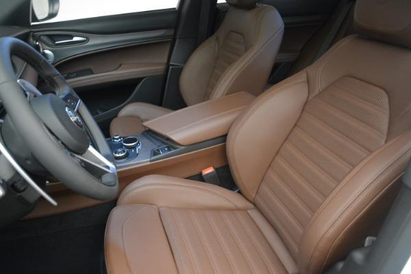 Used 2018 Alfa Romeo Stelvio Ti Sport Q4 for sale $32,900 at Aston Martin of Greenwich in Greenwich CT 06830 16