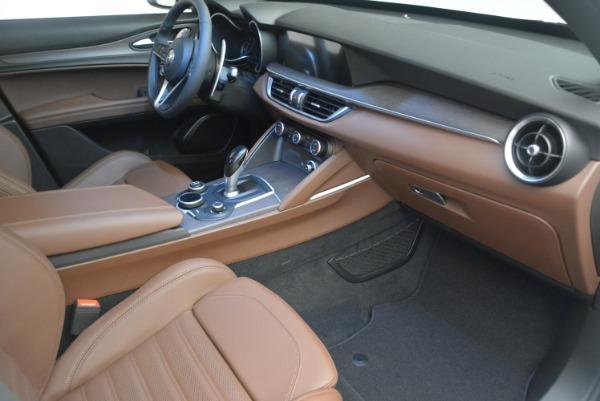 Used 2018 Alfa Romeo Stelvio Ti Sport Q4 for sale $32,900 at Aston Martin of Greenwich in Greenwich CT 06830 20