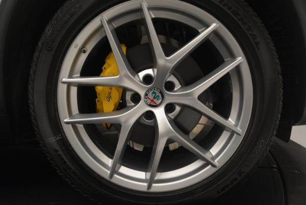 Used 2018 Alfa Romeo Stelvio Ti Sport Q4 for sale $36,900 at Aston Martin of Greenwich in Greenwich CT 06830 26